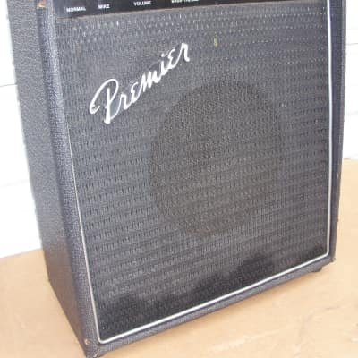 VINTAGE MULTIVOX PREMIER P-35T Guitar Amplifier AMP for sale
