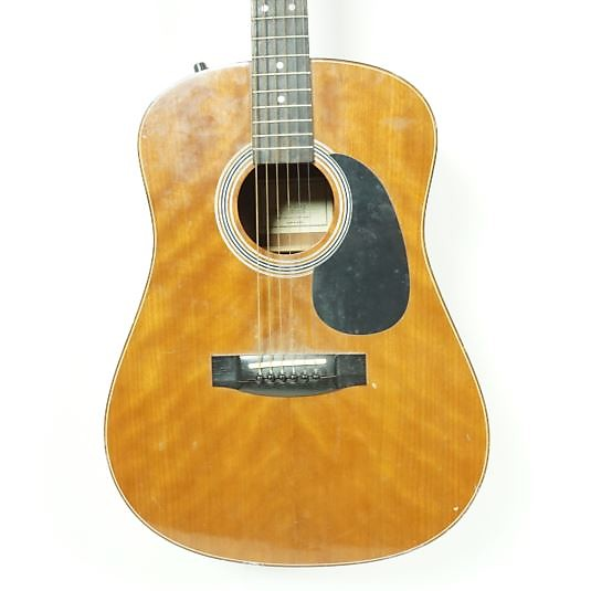 Aspen Acoustic Guitar Wood