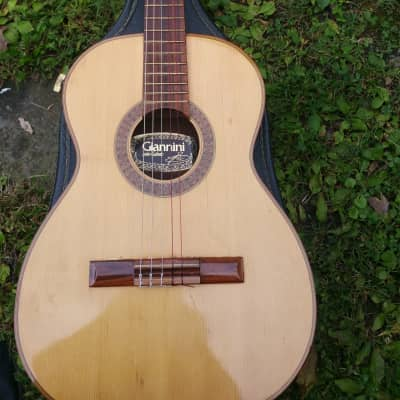 Rare all original Giannini 1982 Spruce for sale