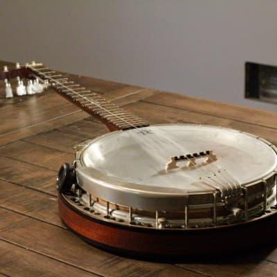 Ome Juniper Megatone Resonator Banjo for sale