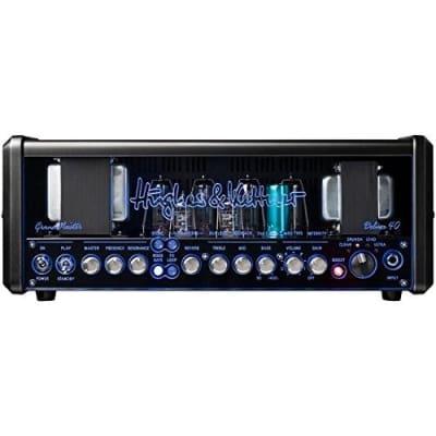 Hughes & Kettner GrandMeister Deluxe 40 4-Channel 40-Watt Guitar Amp Head