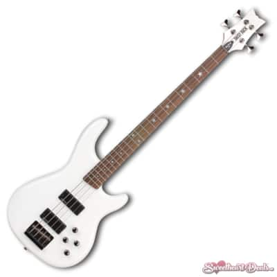 Daisy Rock - Rock Candy Bass Guitar - Pearl White for sale