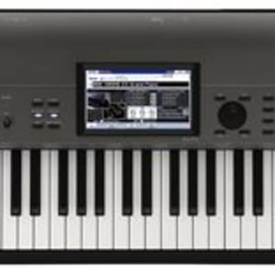 Korg Krome EX 88 88 Key Synthesizer Workstation Keyboard