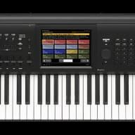 Korg Kronos 2 88 Key Music Workstation