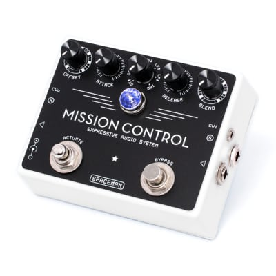 OPEN BOX Spaceman Effects Mission Control - Expressive Audio System White