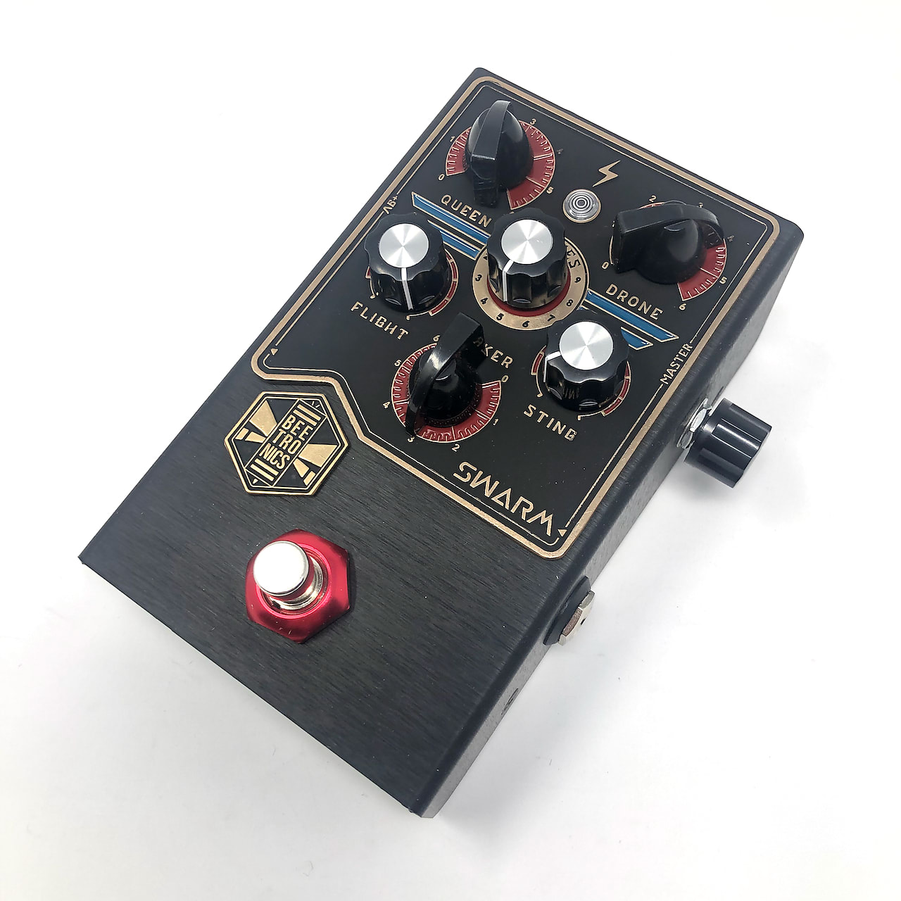 Beetronics Swarm - Royal Series - Analog Fuzz Harmonizer