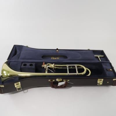 Bach Model 42AF Stradivarius Professional Tenor Trombone SN 211824