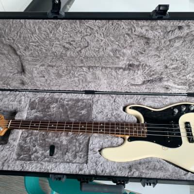 Fender American Elite Precision Bass 2017 White