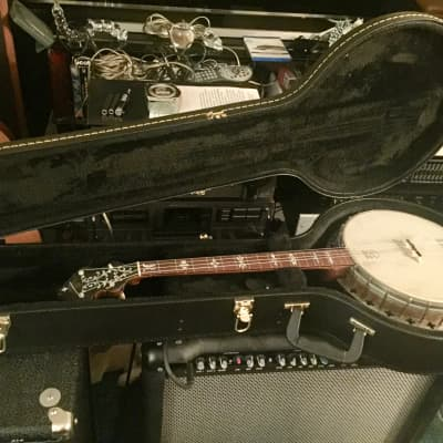 rare 1929 Ditson Boston/New York 4 string Banjo for sale