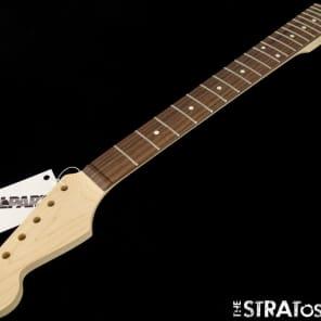 NEW Fender Lic Allparts LEFTY Stratocaster NECK Strat Rosewood Unfinished SRO-L
