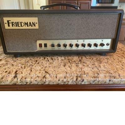 Friedman Runt 50 Amp Head with Tuki padded cover