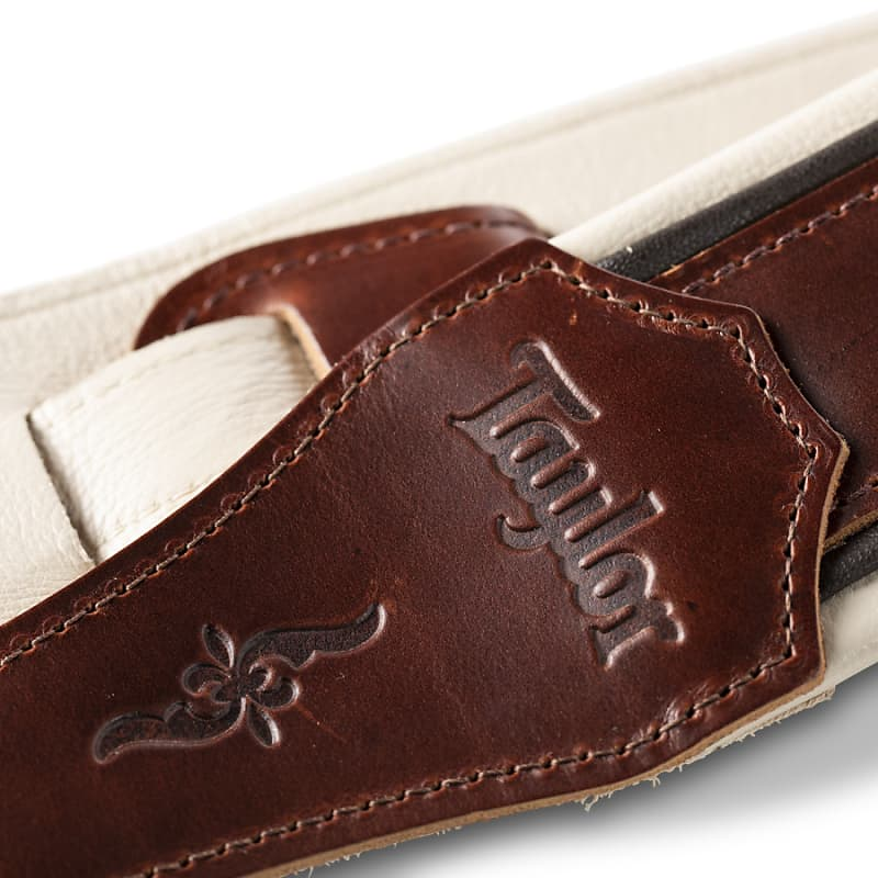 Taylor Renaissance Strap (400 Series), Cordovan Leather, 2.5