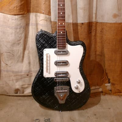 Crucianelli Tonemaster 1960's Grey Pearloid for sale