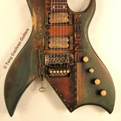 Tony Cochran Guitars Custom #63