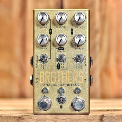 Chase Bliss Brothers™: Analog Gainstage