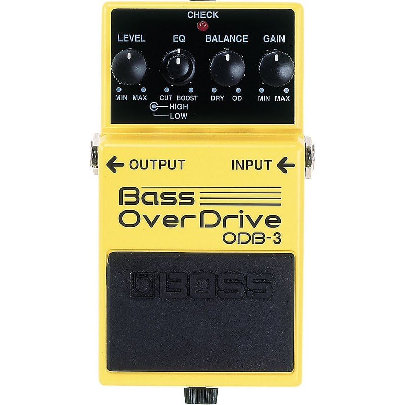 boss odb 3 overdrive pedal with two band equalizer avlgear reverb. Black Bedroom Furniture Sets. Home Design Ideas