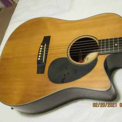 Vintage Carlos E 438 C Acoustic Electric Guitar for sale