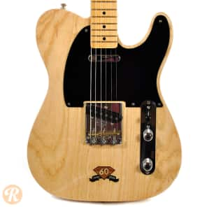 Fender 60th Anniversary Telecaster Limited Edition Natural 2006