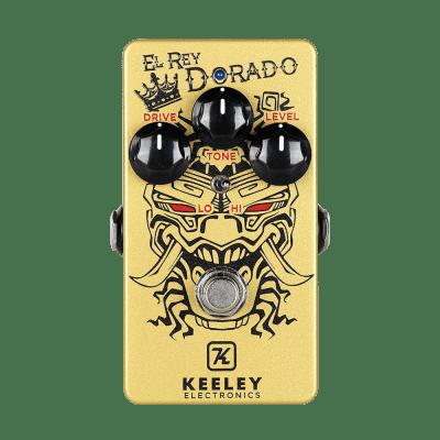 Keeley El Rey Dorado 2018