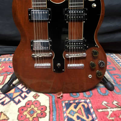 Vintage Gibson EDS-1275 1974 Double Neck SG Body for sale