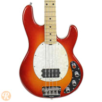 Ernie Ball Music Man StingRay 4 H 2000s Burst image