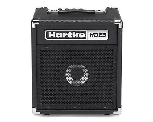 hartke hd25 bass combo amplifier sam ash direct reverb. Black Bedroom Furniture Sets. Home Design Ideas