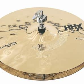 """Sabian 13"""" HHX Evolution Hi-Hat (Top)"""