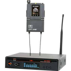 Galaxy Audio AS-1800 Any Spot Wireless In-Ear Monitor System - Band B3 (554-570 MHz)