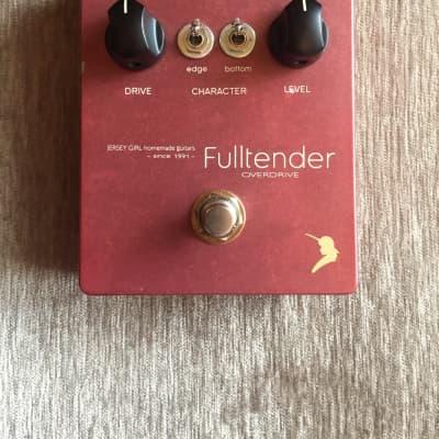 Jersey Girl Fulltender for sale