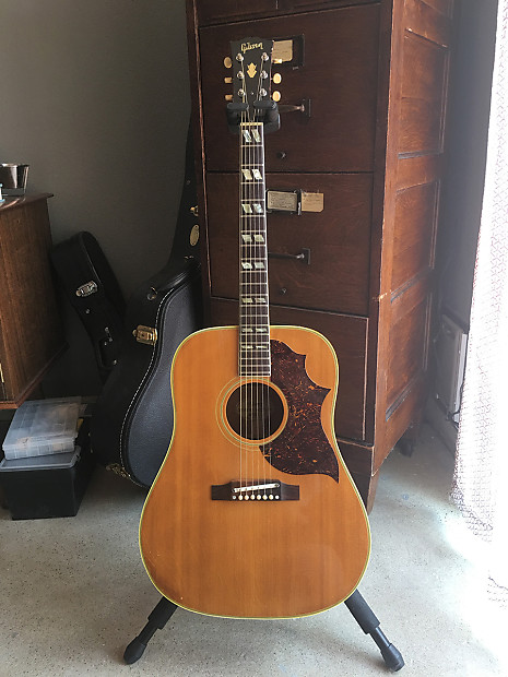 Gibson Country Western Natural 1966 | Reverb