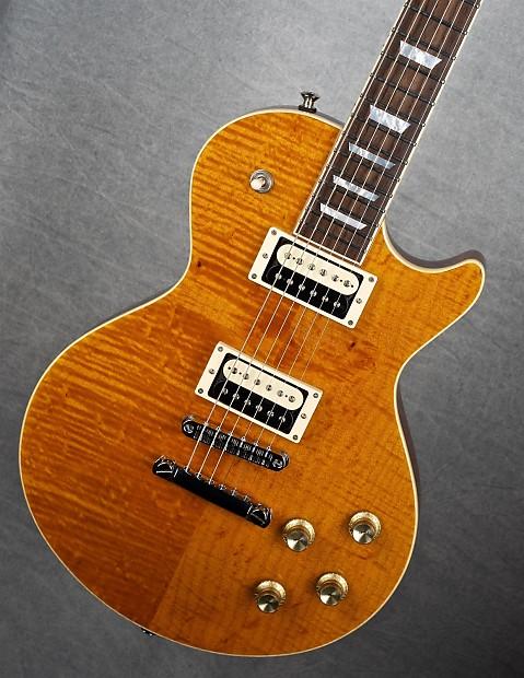 feline guitars lion supreme slash derrig afd amber reverb. Black Bedroom Furniture Sets. Home Design Ideas