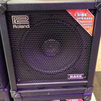 Roland CB100 Cube 100 Bass