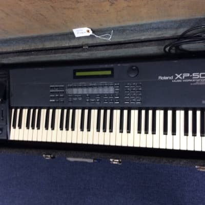 Roland  XP-50 vintage music workstation