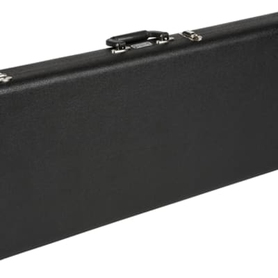 Fender Strat/Tele Hardshell Case in Black w/Black Acrylic Interior 099-6101-306 for sale