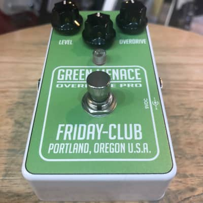 Friday-Club Green Menace image