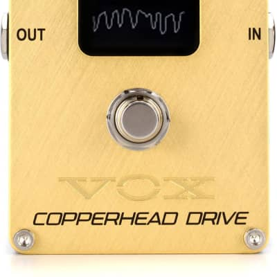 Vox VE-CD Valvenergy Copperhead Drive