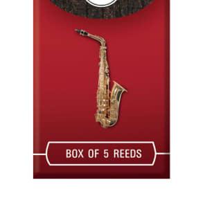 Rico RRP05ASX300 Plasticover Alto Saxophone Reeds - Strength 3.0 (5-Pack)