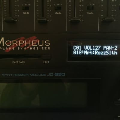 OLED Display Upgrade - E-mu Orbit Morpheus Vintage / Classic Keys Proteus Ultra / FX