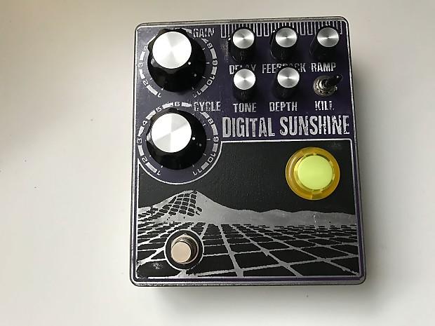 Custom Digital Sushine Reverb Take On Ty Segall S Death Reverb