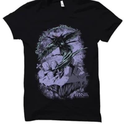 T-Shirt PRS Graveyard Black - Small