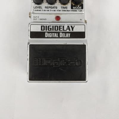 DigiTech Digidelay Silver for sale