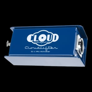 Cloud Microphones CL-1 Cloudlifter Preamp for Ribbon Mic Single-Channel