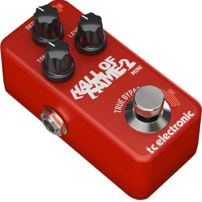 TC Electronic Hall of Fame 2 Mini Reverb Pedal for sale