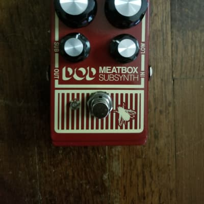 DOD Meatbox Subsynth Reissue for sale