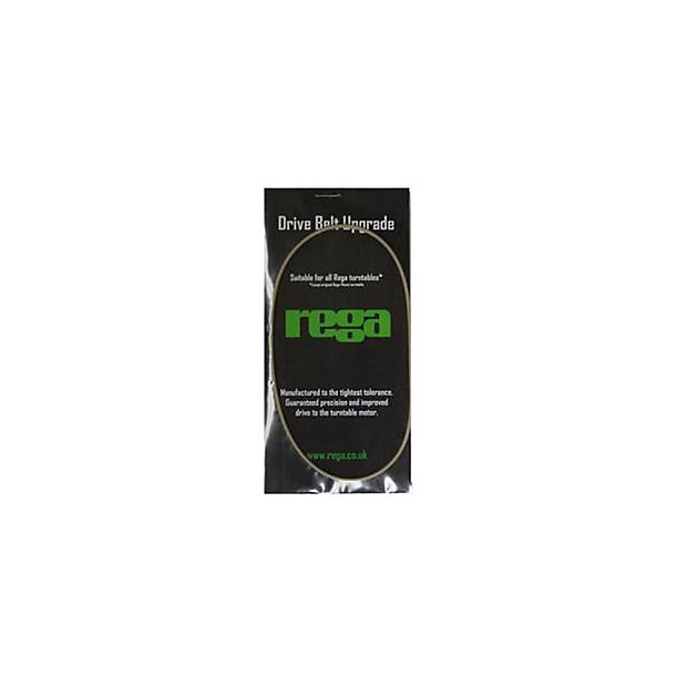 replace-every-5-years AUTHORIZED-DEALER rega Reference Drive Belt Upgrade