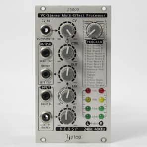 Tiptop Audio Z5000 VC-Stereo Multi-Effect Processor