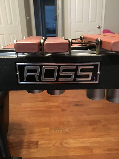 Ross R409 3 Octave Marimba Rosewood/ Black   Ben's Shop