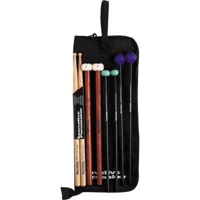 Innovative Percussion FP-2 Intermediate Pack (F2, F9, GT3, IPLD, SB3) with Stick Back
