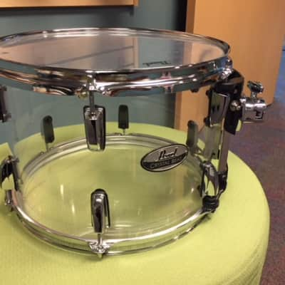 Pearl Drums Crystal Beat Concert Double Headed Tom with BT3 [Restock] image