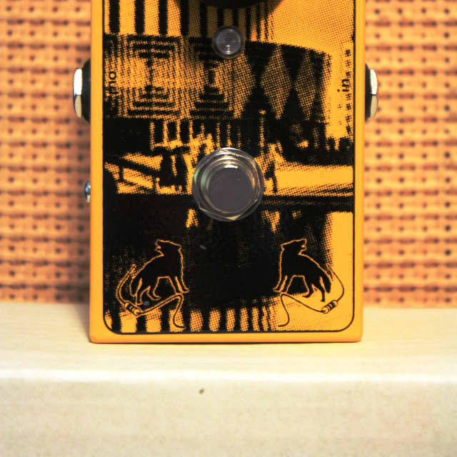 Fredric Effects - Dresden Synth Fuzz Guitar Effects Pedal image